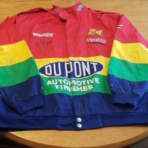 jeff gordan Dupont nascar jacket